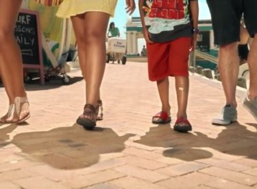 "Famous Footwear Mobile App ""Any Time, Anywhere"" - Director: Paul Goldman"