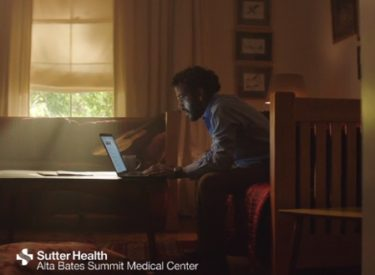 "Sutter Health ""Waking"" - Director Mac Premo"